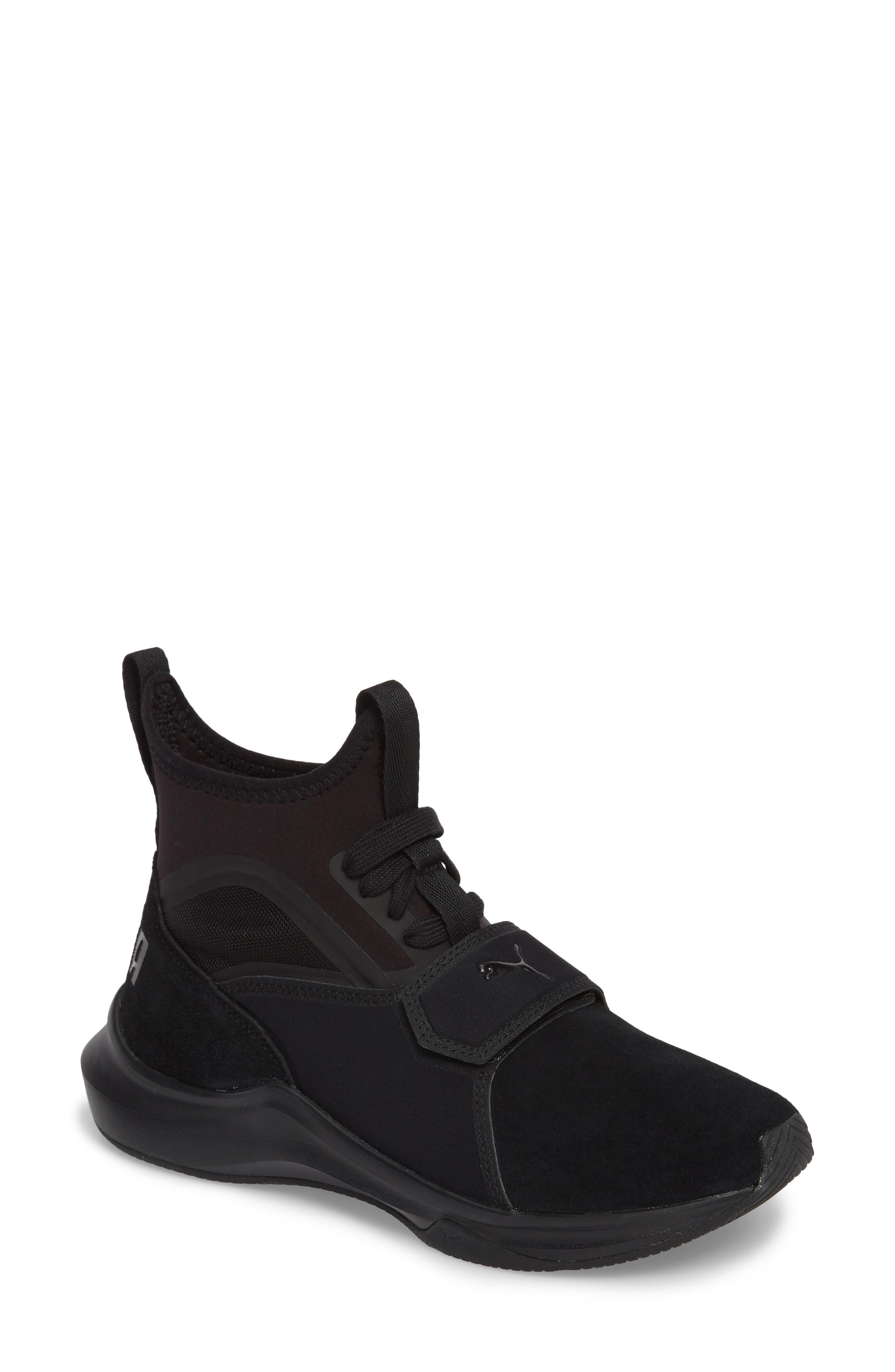 Image of PUMA Phenom High Top Training Sneaker