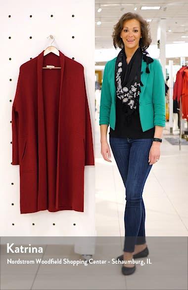 Rivington Sweater Coat, sales video thumbnail