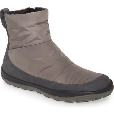 Camper Peu Pista Gore-Tex Waterproof Bootie, Grey