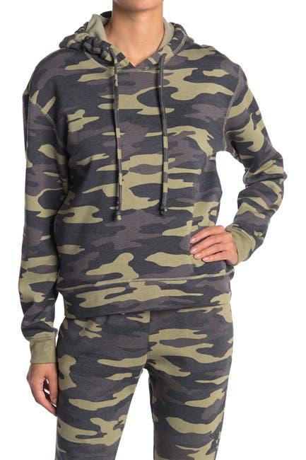 Image of Socialite Printed Pullover Hoodie