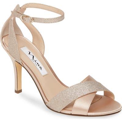 Nina Ankle Strap Sandal