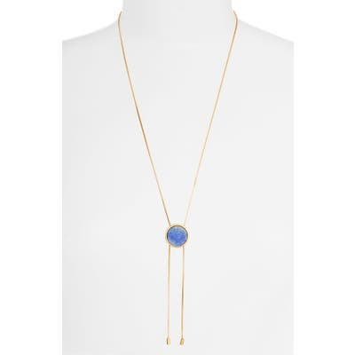Madewell Foretell Bolo Necklace