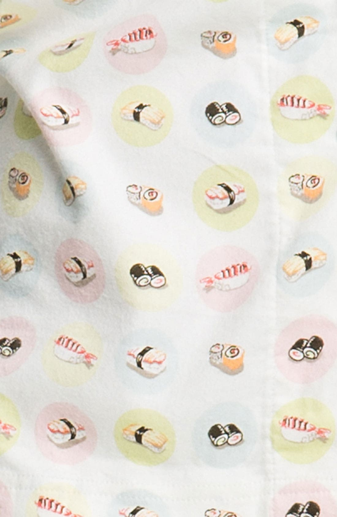 ,                             Flannel Pajamas,                             Alternate thumbnail 8, color,                             100
