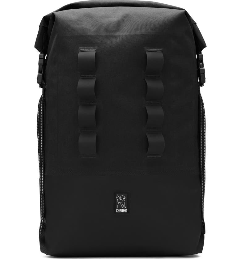 CHROME Urban Ex Rolltop Waterproof Backpack, Main, color, 001