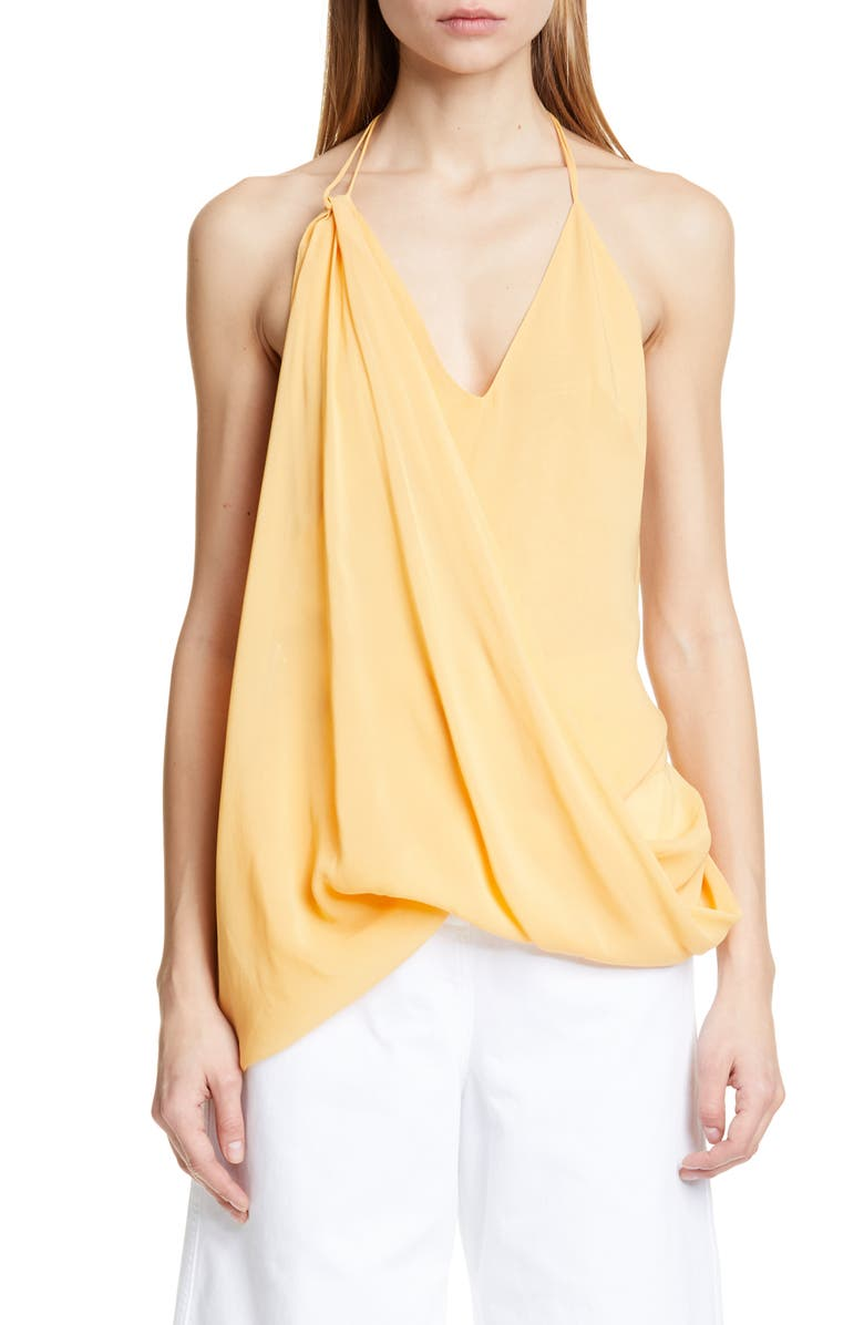 JACQUEMUS Le Haut Prago Top, Main, color, 800