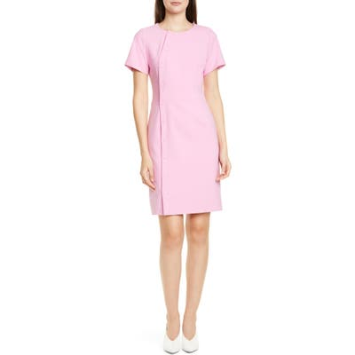 Hugo Kalada Sheath Dress, Pink