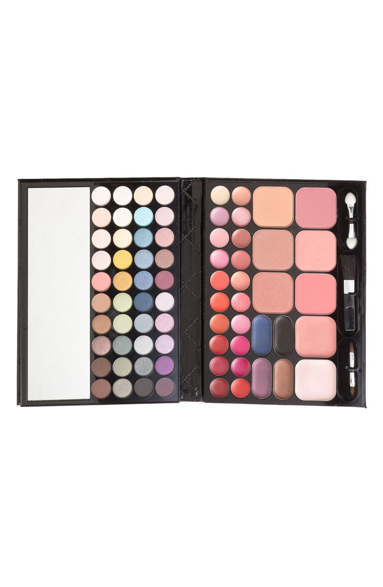 NORDSTROM 'Studio to Go' Palette, Main, color, 000