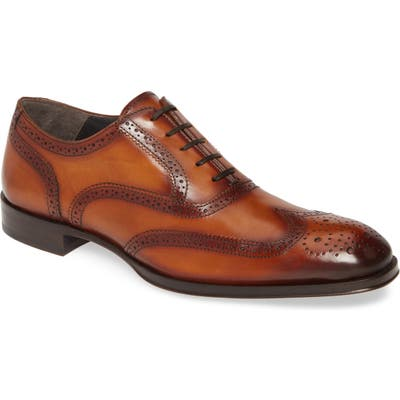 To Boot New York Timmons Wingtip- Brown