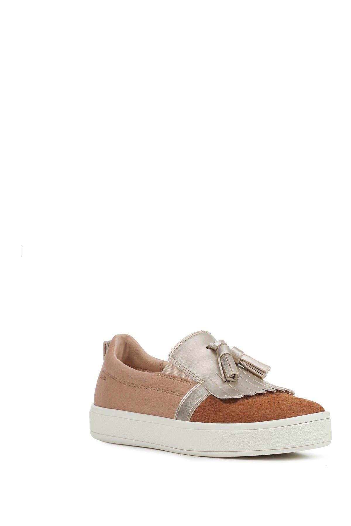 Image of GEOX Lee Kiltie Slip-On Sneaker