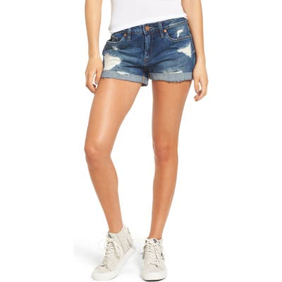 Blanknyc Boyfriend Denim Shorts