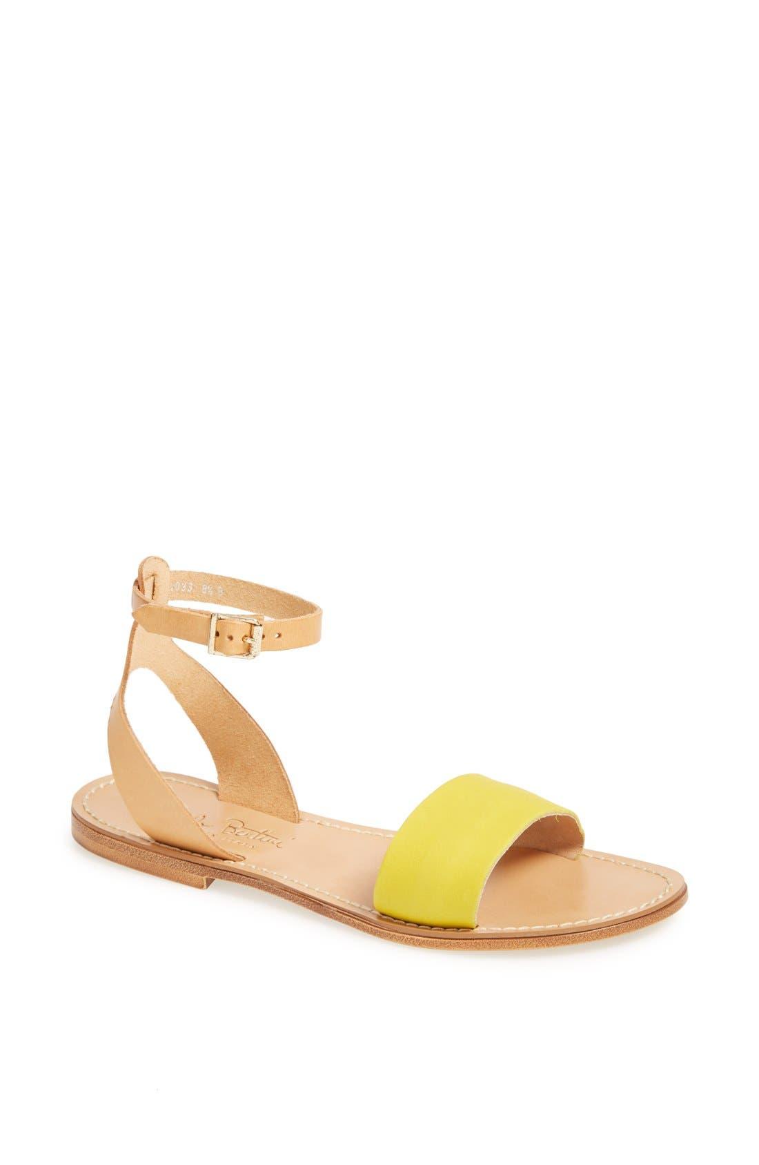 ,                             'Sardinia' Sandal,                             Main thumbnail 18, color,                             730