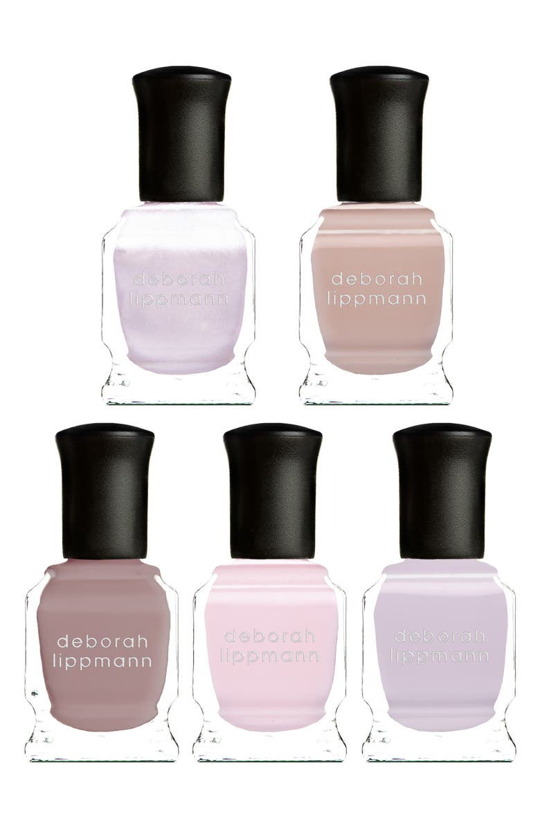 DEBORAH LIPPMANN Beautiful Dreamer Gel Lab Pro Nail Color Set, Main, color, 000