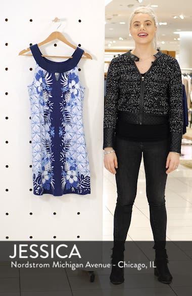 Estrella Azzurra Shift Dress, sales video thumbnail