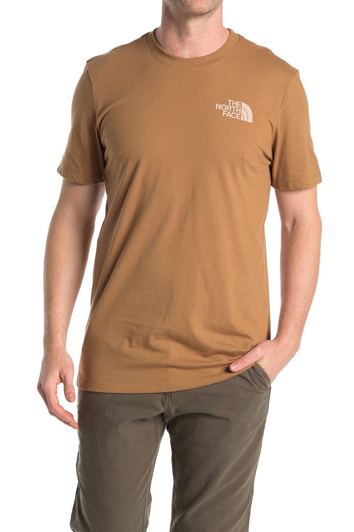 Image of The North Face Los Muros Son Para Escalarse Graphic T-Shirt