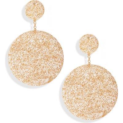 Mad Jewels Shimmer Shine Drop Earrings