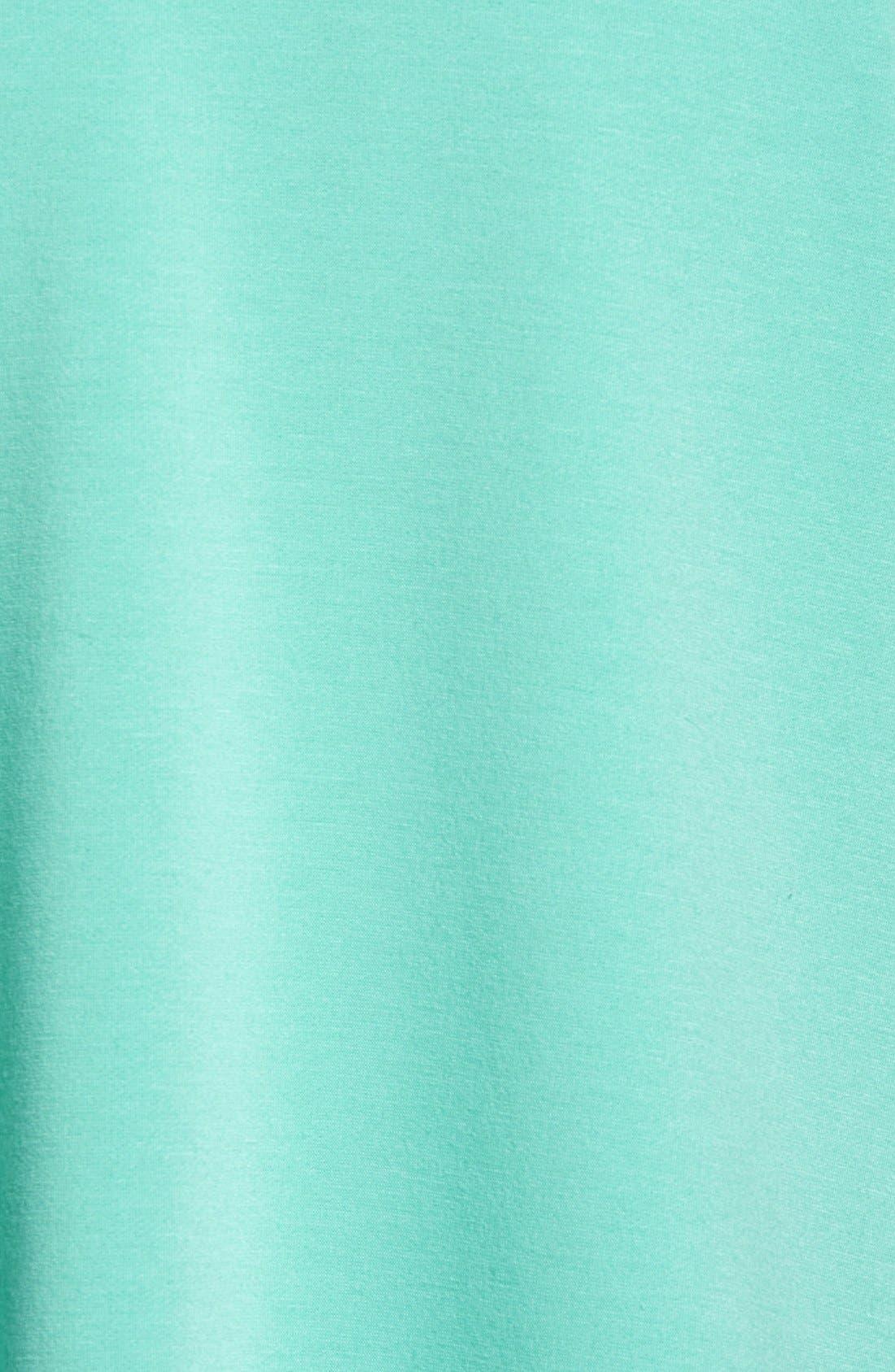 ,                             One-Button Fleece Wrap Cardigan,                             Alternate thumbnail 140, color,                             440
