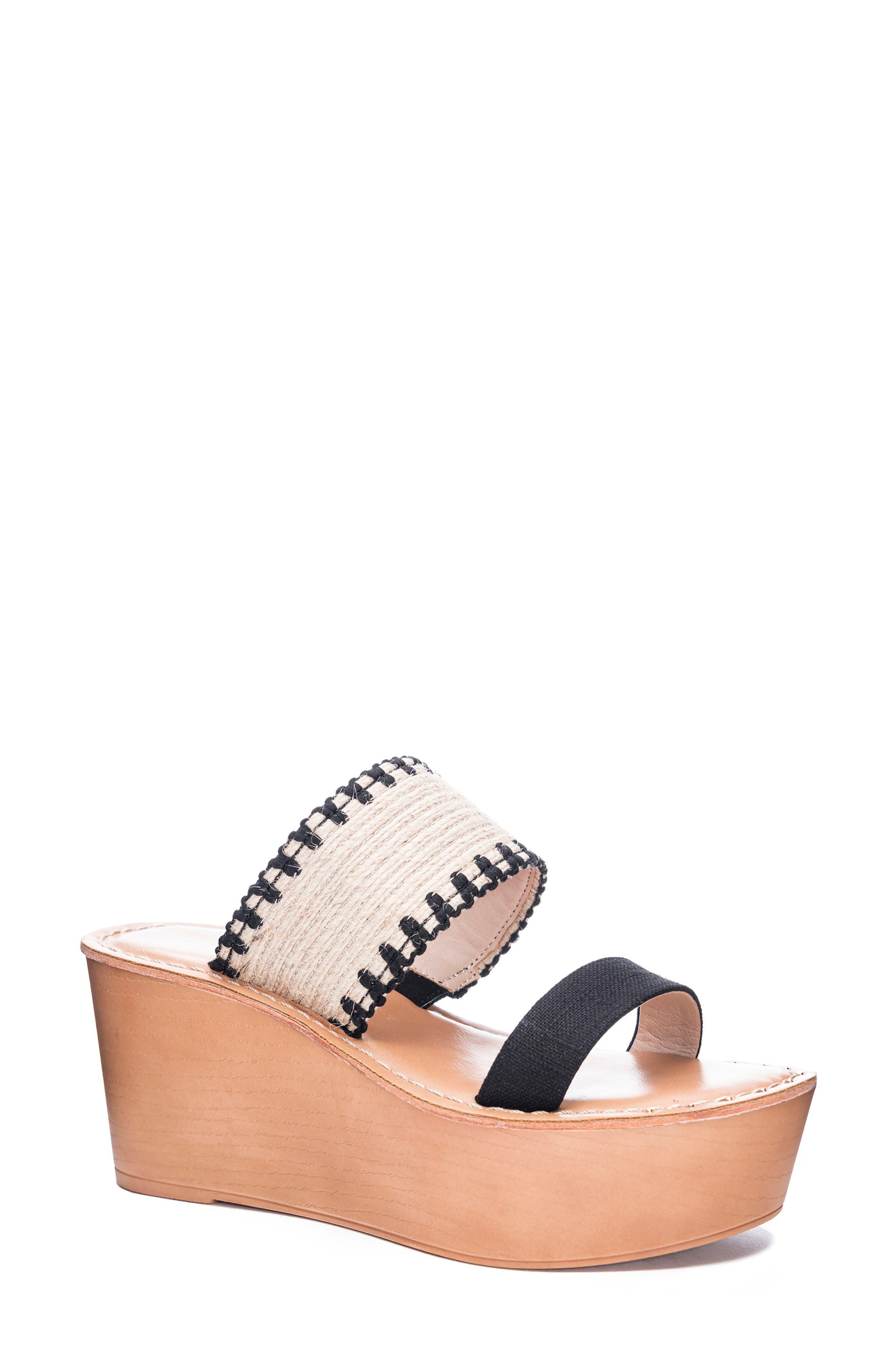 Wind Wedge Sandal