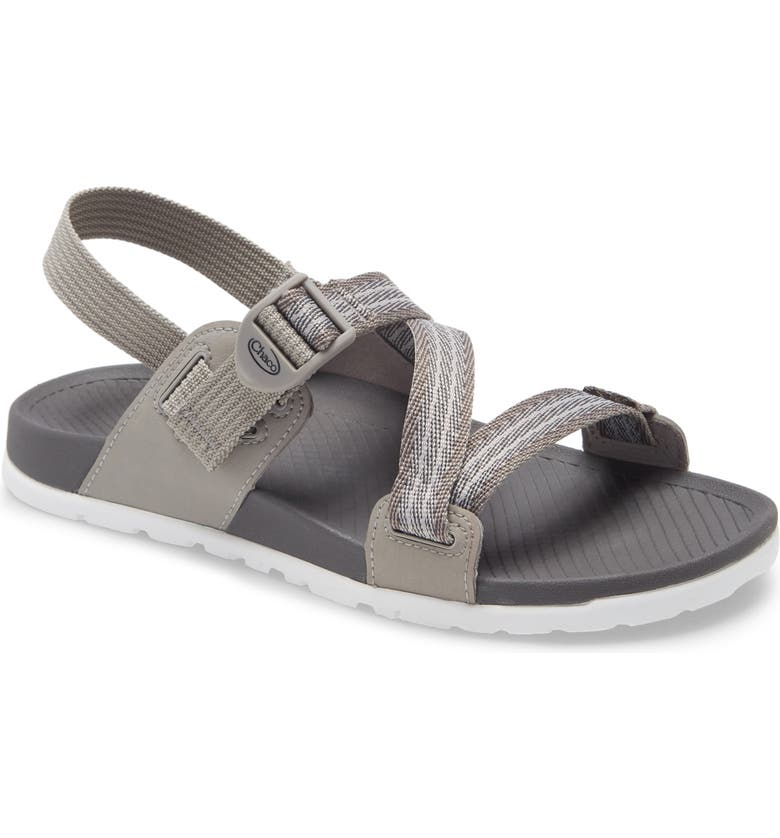 CHACO Lowdown Sport Sandal, Main, color, PULLY GRAY FABRIC