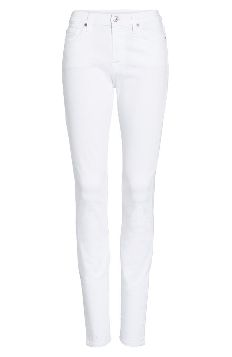 7 FOR ALL MANKIND<SUP>®</SUP> 'The Skinny' Skinny Jeans, Main, color, 101