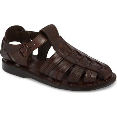 Jerusalem Sandals Barak Fisherman Sandal