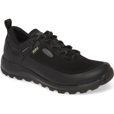 Keen Citizen Evo Waterproof Trail Shoe, Black