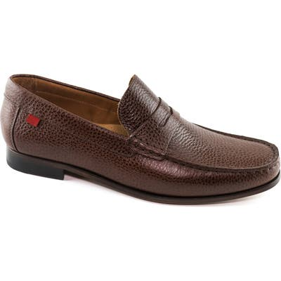 Marc Joseph New York Windsor Penny Loafer- Brown