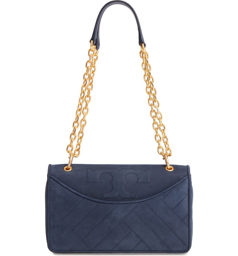 TORY BURCH Alexa Leather Shoulder Bag, Main, color, 403