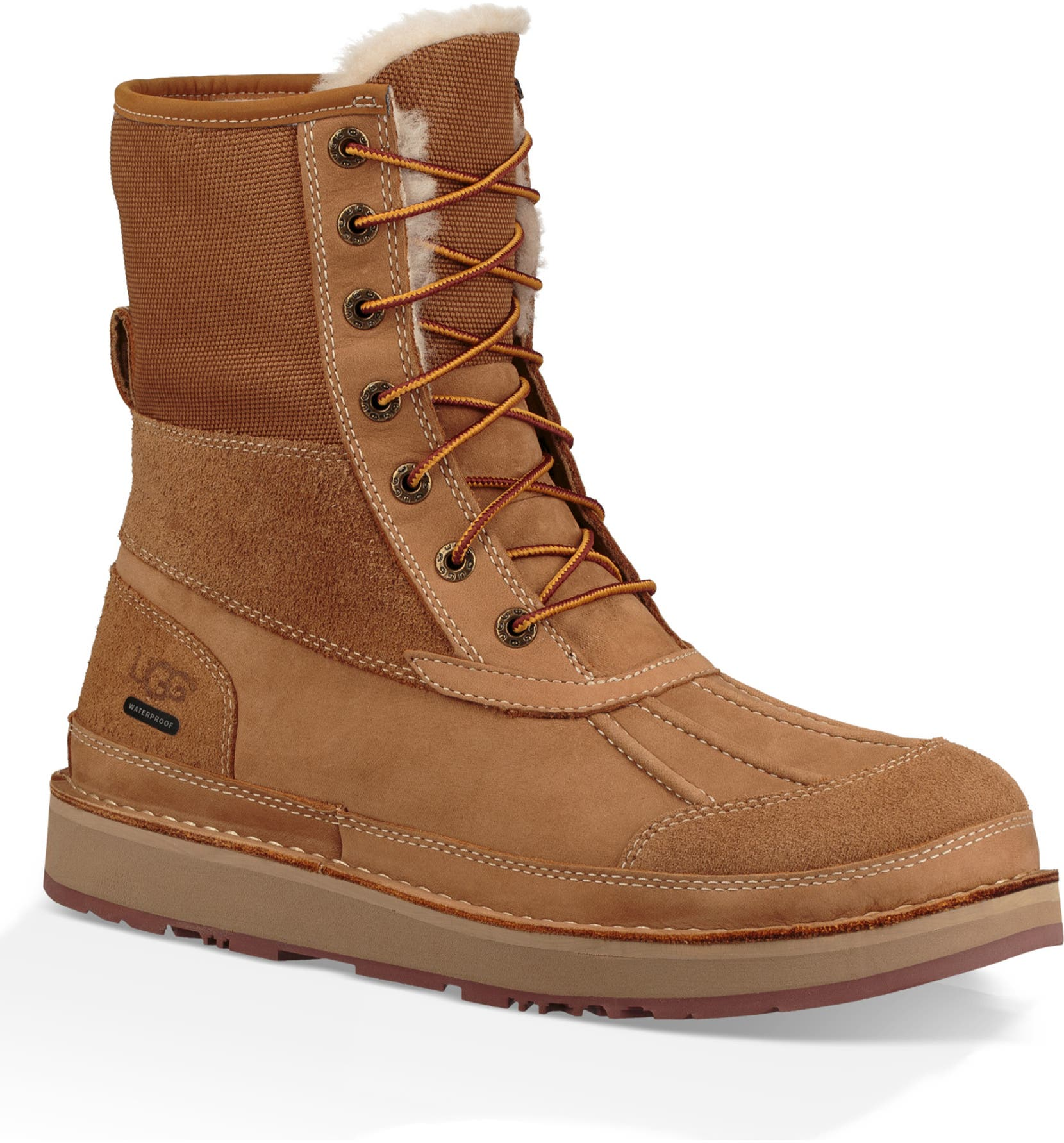 8cf9c34eb52 UGG® Avalanche Butte Waterproof Boot (Men) | Nordstrom