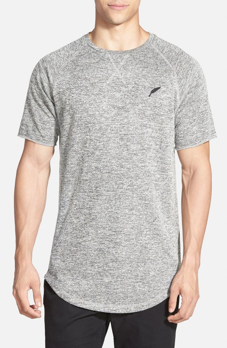 PUBLISH BRAND 'Caspar' Raglan T-Shirt, Main, color, 001