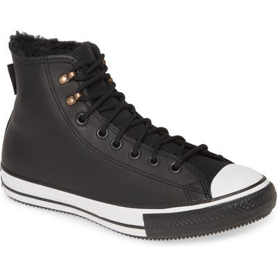 Converse Chuck Taylor All Star Winter Gore-Tex Sneaker- Black