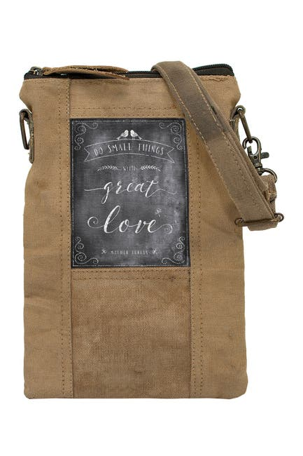 Image of Vintage Addiction Small Things/Great Love Tent Crossbody Bag