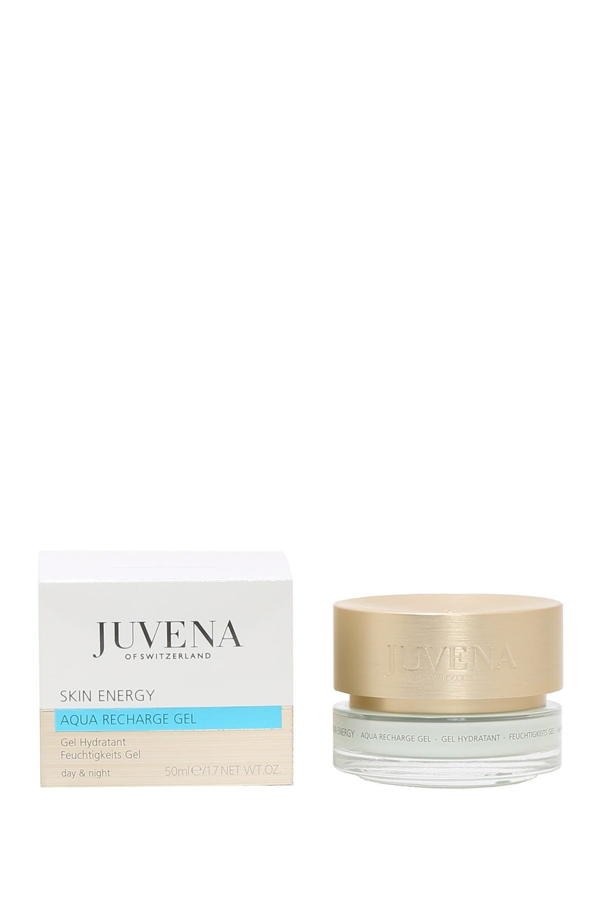 Image of Juvena Aqua Recharge Gel Jar