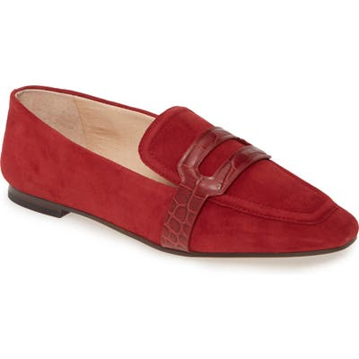 Louise Et Cie Beale Flat, Red
