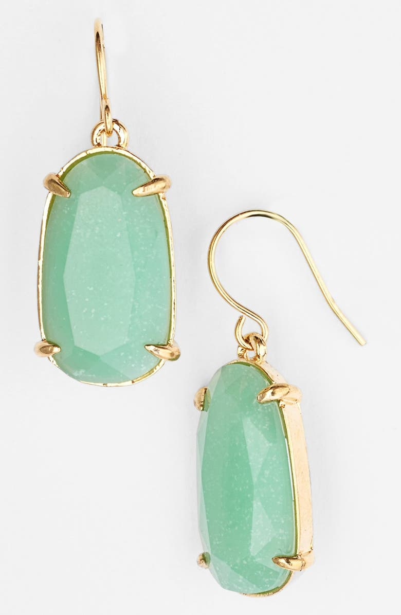 LAUREN RALPH LAUREN Stone Drop Earrings, Main, color, 300