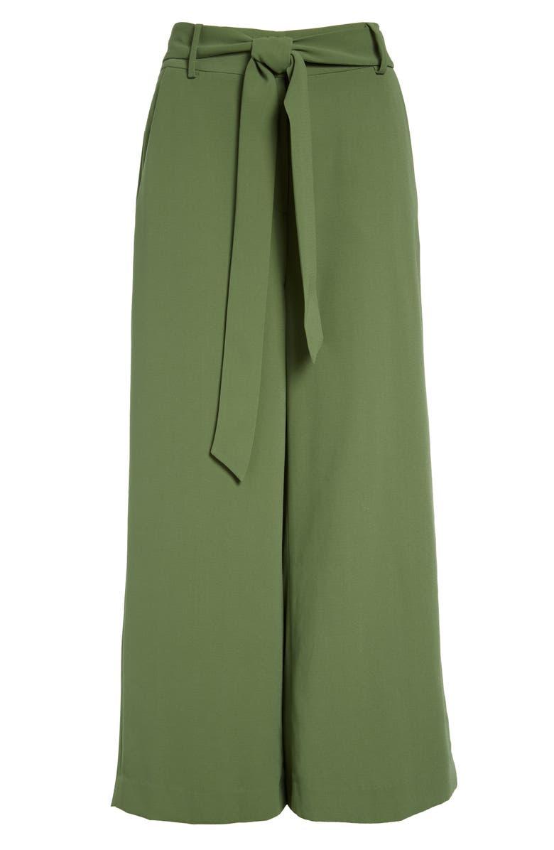RACHEL PARCELL Tie Front Pants, Main, color, 310