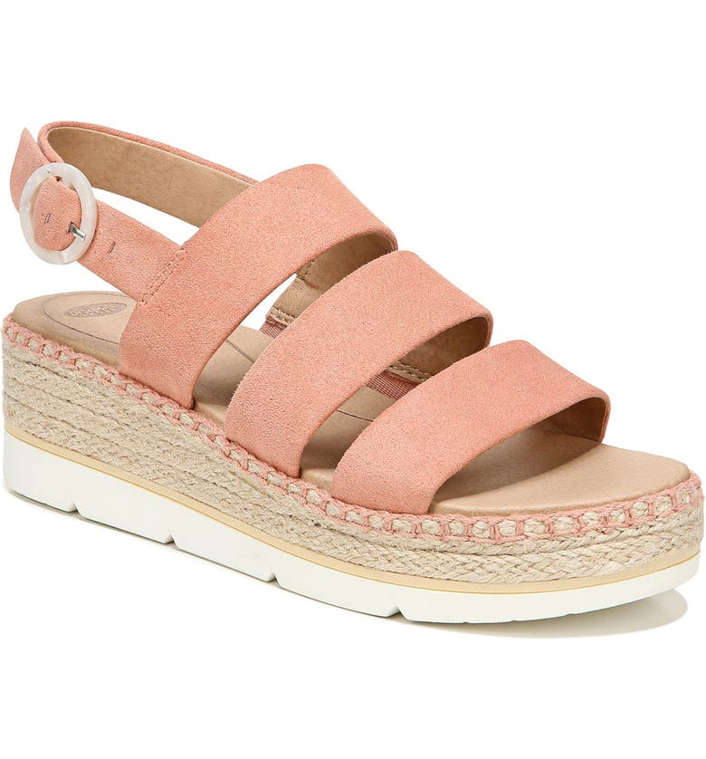DR. SCHOLL'S Dr.Scholl's One and Only Wedge Sandal, Main, color, 650