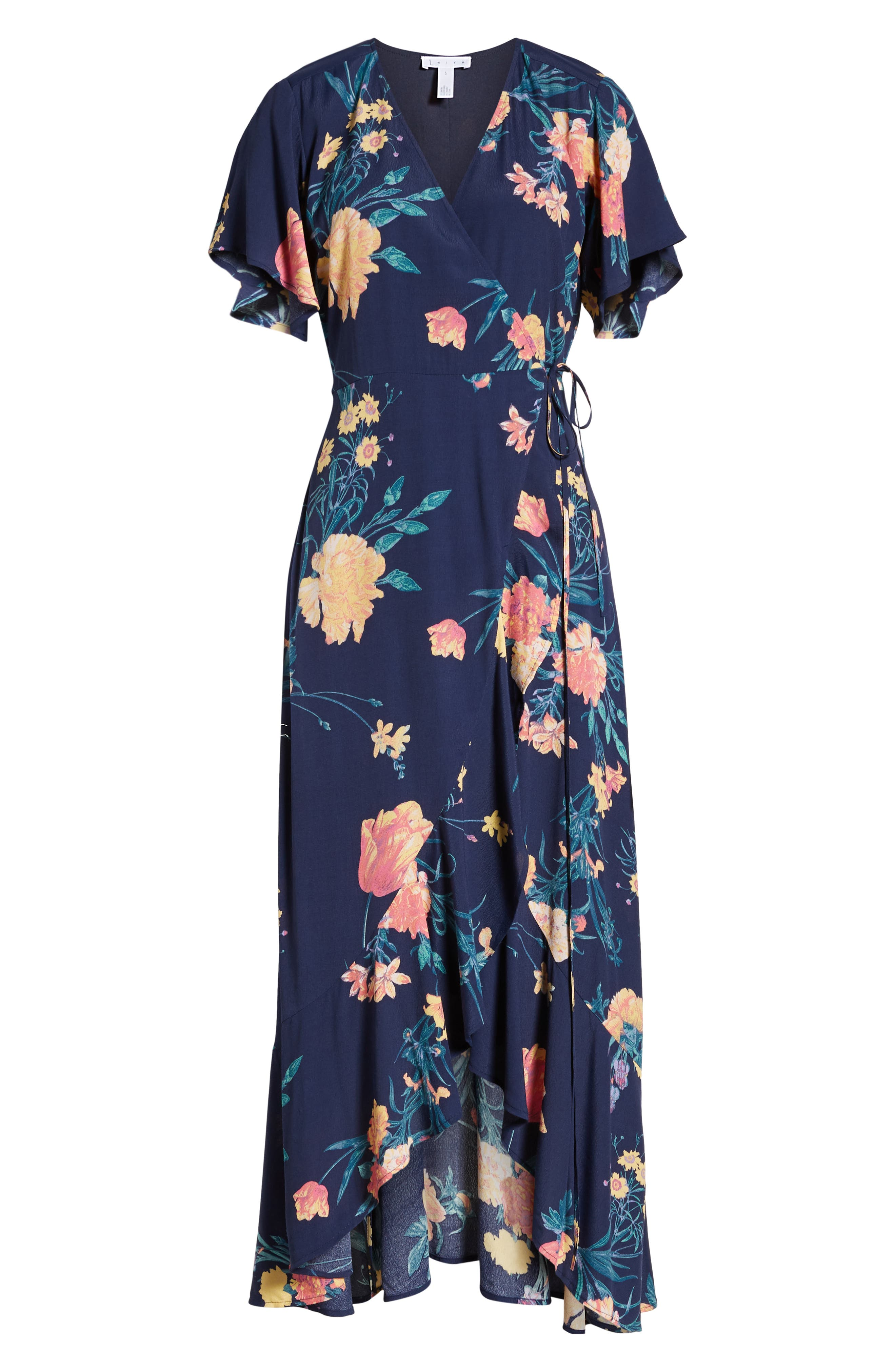 ,                             Long Languid Dress,                             Alternate thumbnail 9, color,                             410