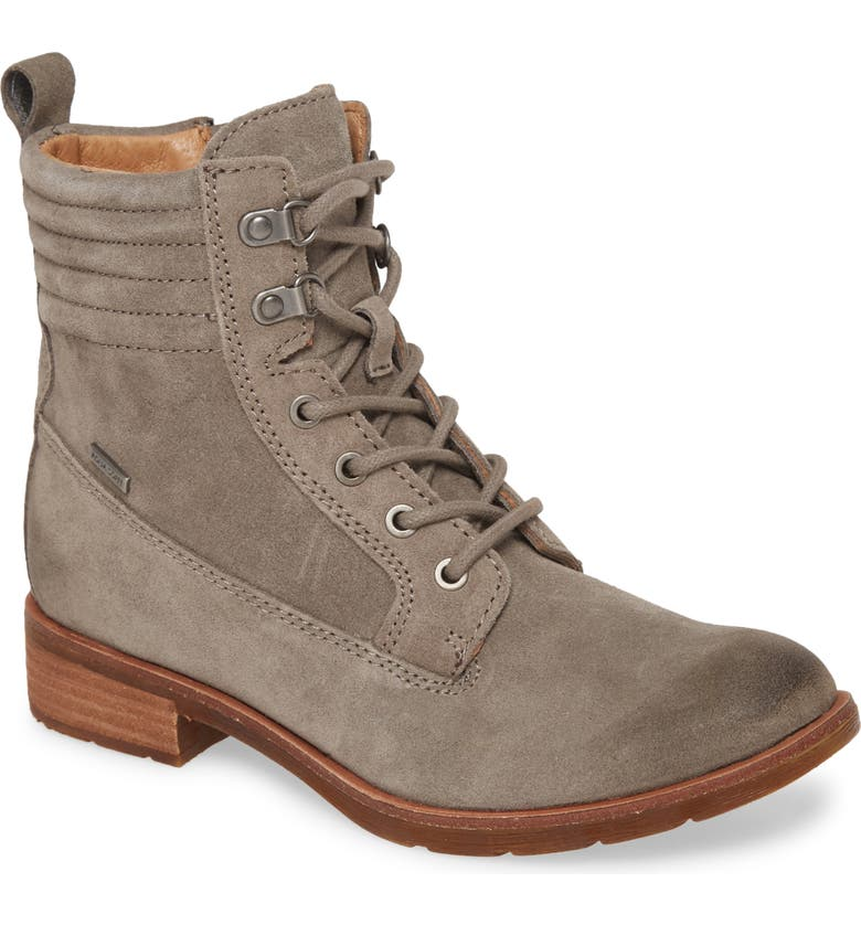 SÖFFT Baxter Waterproof Hiker Boot, Main, color, PIETRA GREY SUEDE