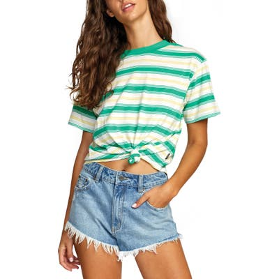 Rvca Radley T-Shirt, Green