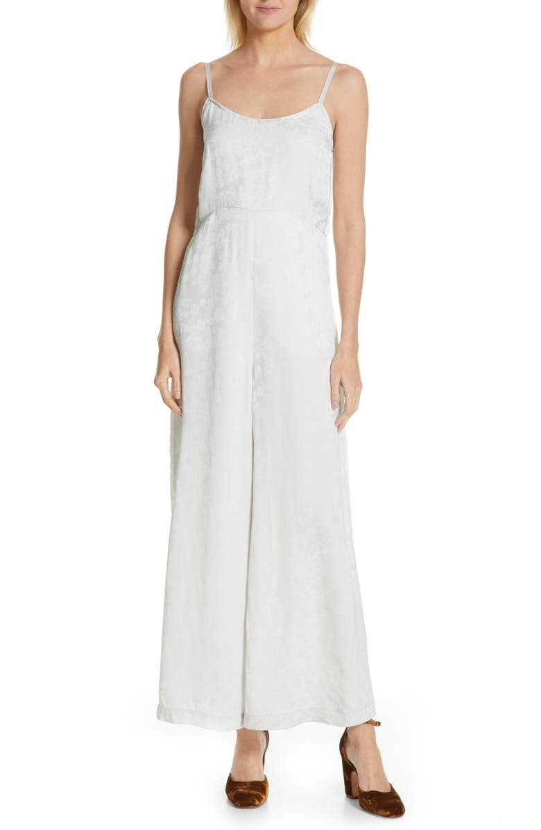 RACHEL COMEY Jammy Jumpsuit, Main, color, SMOKE