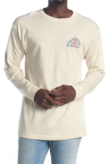 Image of Obey International Seal T-Shirt