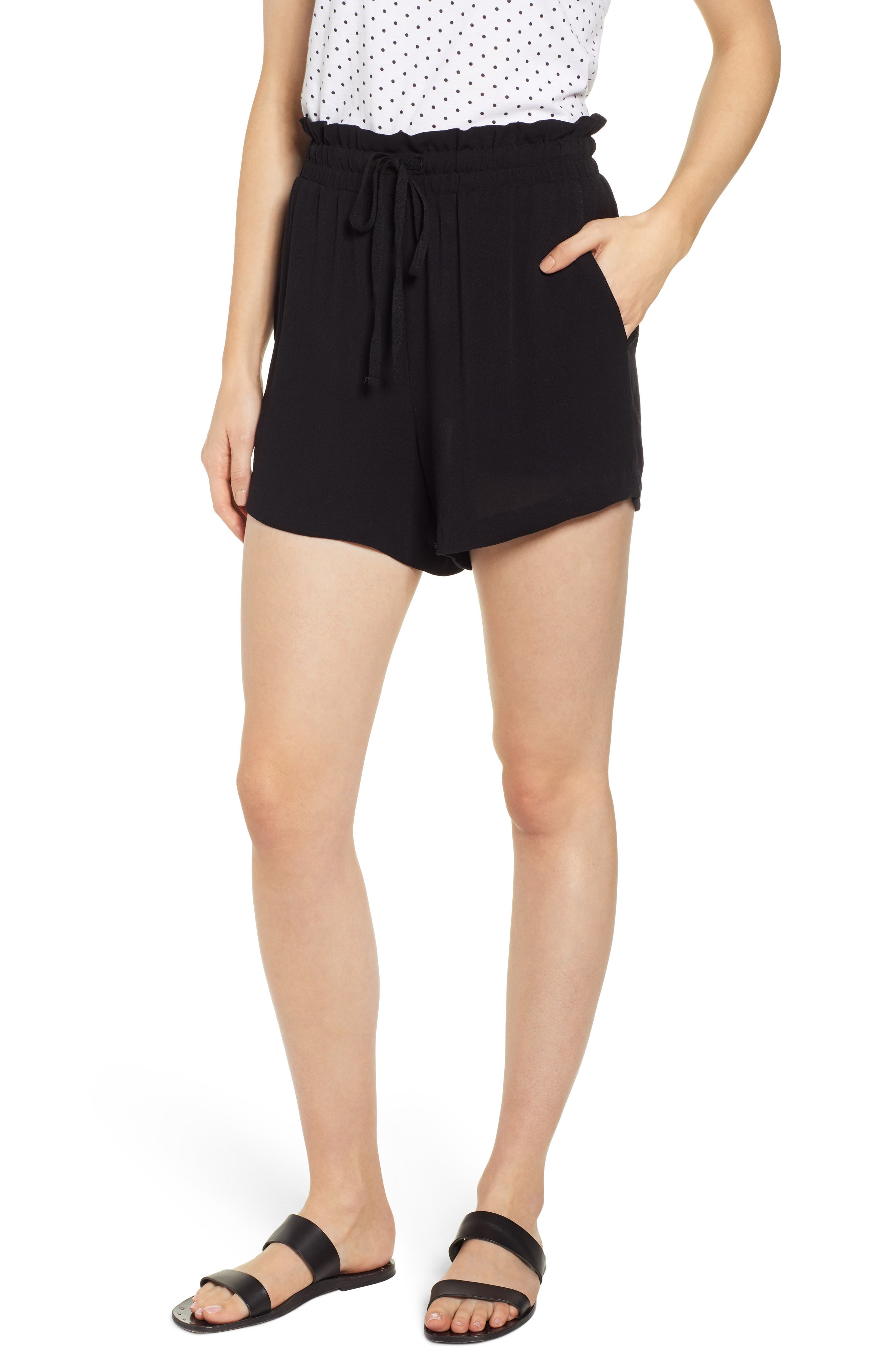 Women's Gibson X Hi Sugarplum! Cabo Drawstring Shorts