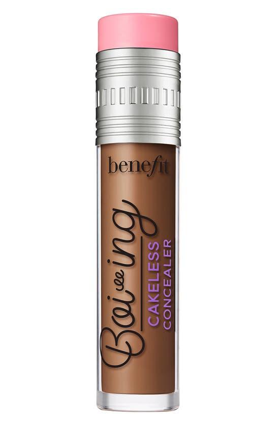 Benefit Cosmetics Boi-ing Cakeless Full Coverage Waterproof Liquid Concealer Shade 11 0.17 Oz/5.0ml In Shade 11- Dark Neutral