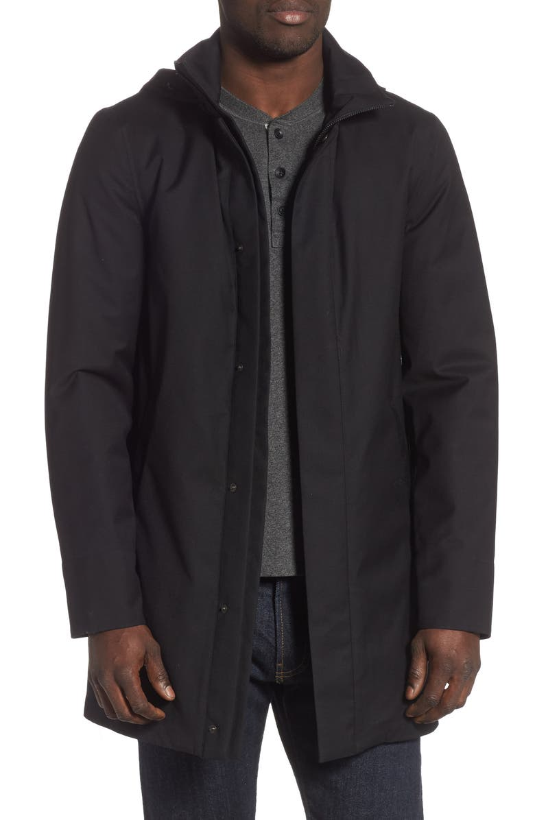 MACKAGE Thorin-Z Jacket with Removable Down Lining, Main, color, 001