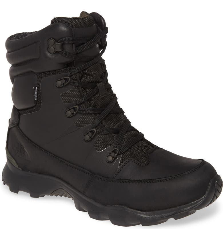 THE NORTH FACE ThermoBall Lifty Snow Waterproof Boot, Main, color, 001
