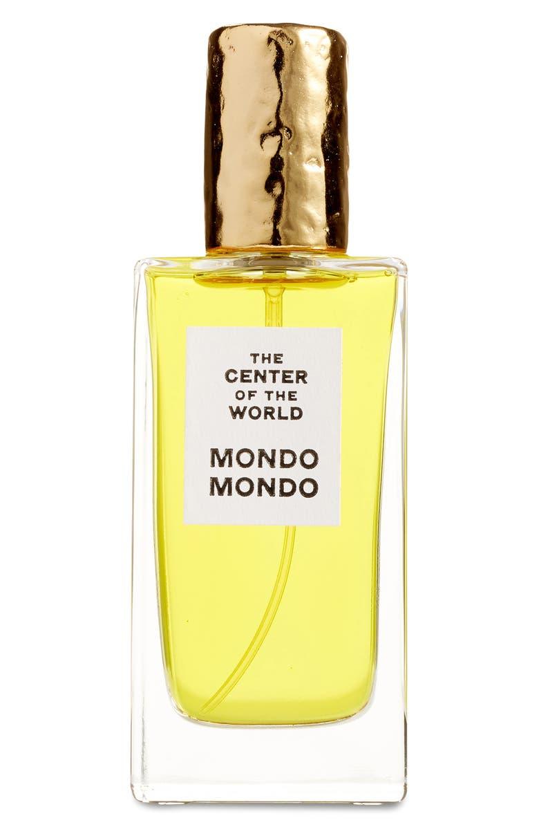 MONDO MONDO The Center of The World Eau de Parfum, Main, color, NONE