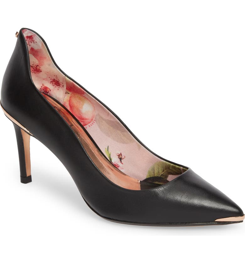 TED BAKER LONDON Vyixyn 2 Pump, Main, color, 001