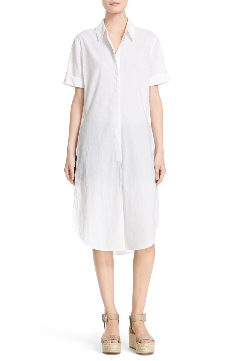 EQUIPMENT 'Pascal' Short Sleeve Tunic, Main, color, 111