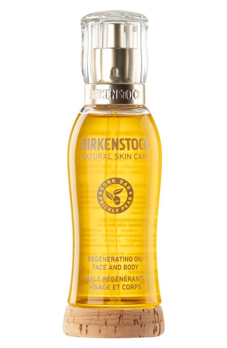 BIRKENSTOCK Regenerating Oil, Main, color, NO COLOR