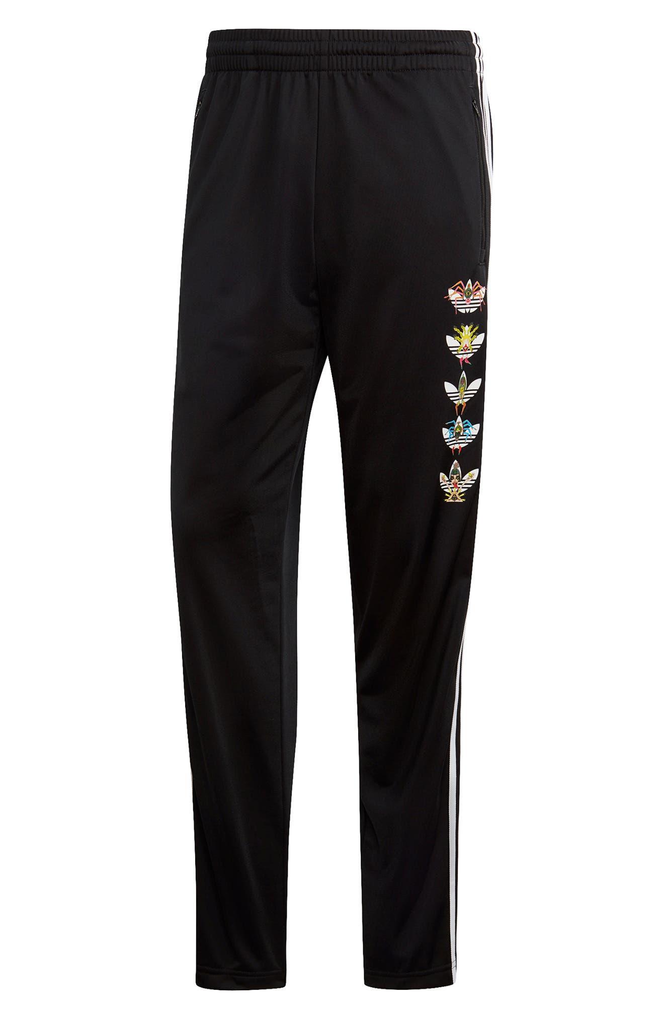 ,                             Tanaami Logo Track Pants,                             Alternate thumbnail 6, color,                             BLACK